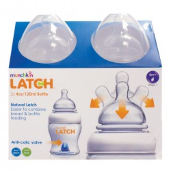 2 Pack 120ml LATCH™ Bottle