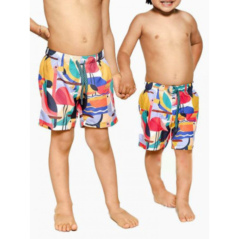Boys Jungle Swimwear