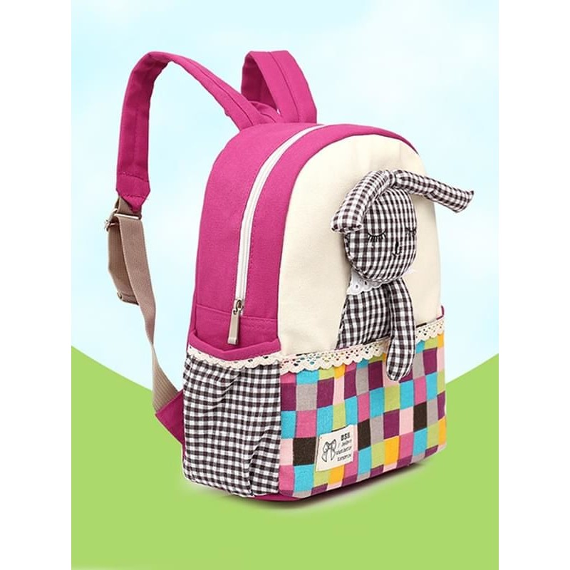 Cute Rabbit Water-Proof Back Pack