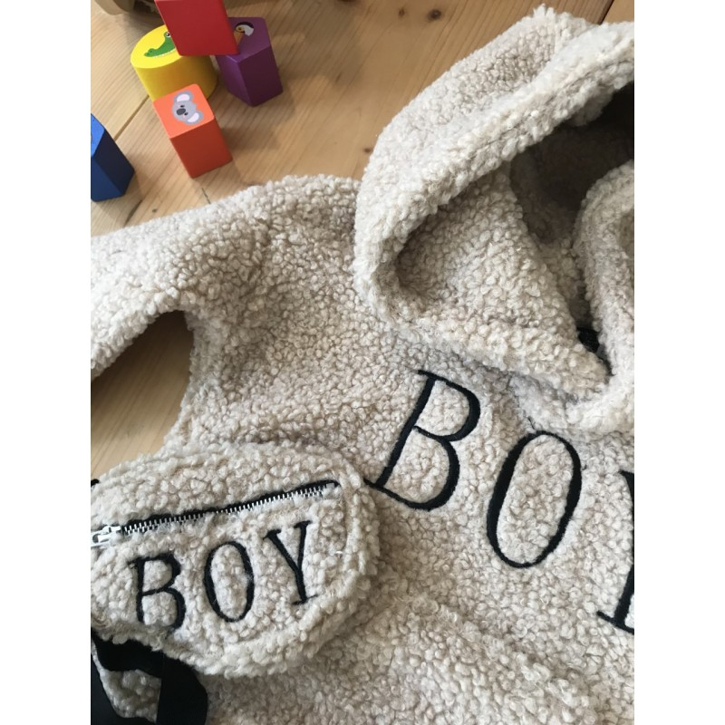 It's a Boy (2 PCs)
