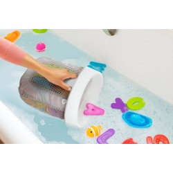 SUPER SCOOP™ BATH TOY ORGANIZER